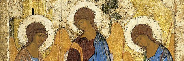 Rublev Trinity icon