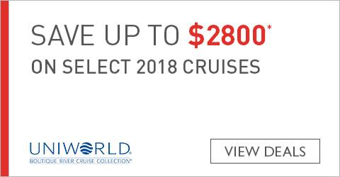 Save on Uniworld River Cruises