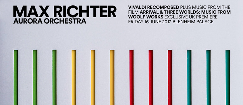 Max Richter and the Aurora Orchestra