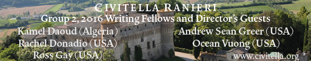 Civitella Ranieri Foundation Fellows